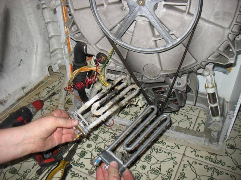 Ремонт стиральных машин автомат своими руками замена подшипника